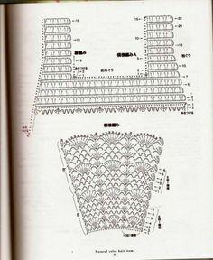 Crochet une tunique très agréable - La Grenouille Tricote