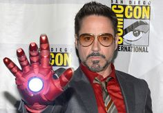 Robert Downey Jr. Hair cut on Iron Man 3