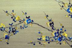 Fromental Prunus wallpaper.