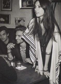 jacquelyn jablonski and 70's style