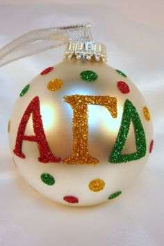 Making AGD ornaments for my pink Christmas tree #TSM