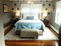 #BedroomRugs Bedroom Retreat, Home Bedroom, Master Bedroom, Bedroom Decor, Bedroom Ideas, Bedroom Inspiration, Serene Bedroom, Bedroom Rugs, Bedroom Colors