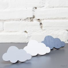 Image of PATERES NUAGE x 3