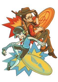 Sniper & Scout