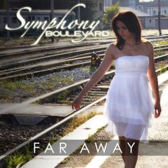 """Symphony Boulevard latest LP """"Far Away""""! The revenues are entirely donated to Kolours for supporting children in India Band Website, Disabled People, Bright Future, Design Products, Far Away, Women Empowerment, Lp, Illusions, Strapless Dress"""