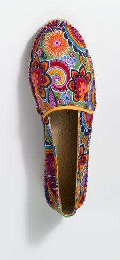 Espadrilles paisley, for more languages click here: http://www.prymyourstyle.com/index_gb.html