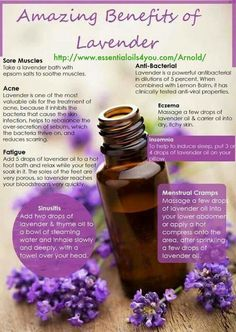 Stock your natural medicine kit with Lavender Essential Oil! ❤purasentials.com❤ essential oils with love