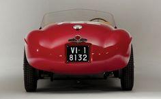 ferrari 166 inter spyder corsa, 1948