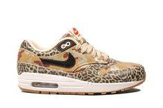 info @ashleesloves.com #Nike  #AirMax #1PRM #Desert #Camo #Leopard  #women's #fashion #sneakers #footwear #style