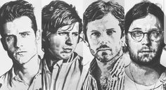 Measells Duncan and Joe Kings Of Leon, Cool Bands, Favorite Tv Shows, History, Movies, Historia, Films, Cinema, Movie