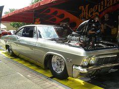 Pro-Street 65 Impala SS by 1GrandPooBah, via Flickr