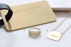 ASK THE EXPERT | Hand Stamped Jewelry | I SPY DIY