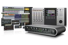 Avid Pro Tools MBox Pro Artist Control Bundle Recording Studio Equipment, Pitch Forks, Hardware Software, Audio, Tools, Desktop, Watch, Create, Artist