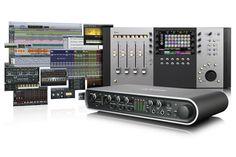 Avid Pro Tools MBox Pro Artist Control Bundle
