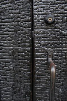 Shou Sugi Ban Burnt Wood Siding Wood Finish