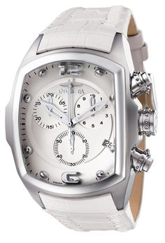 Watch Of The Day – Invicta 6127 Men's White Lupah Revolution Watch
