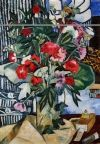 Bouquet - Natalia Goncharova - The Athenaeum