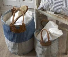 Pondicherry Baskets