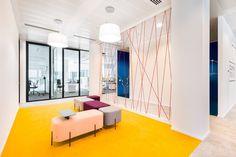 Cofidis Italia Office by Genius Loci Architettura Milan  Italy