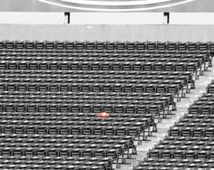 The Lone Red Seat - Ted Williams Home Run at Fenway Park