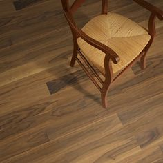 "Forever Hardwood Forever Hardwood - Walnut Latte 5-5/16"" Hardwood Flooring from Carpet One - pretty!"