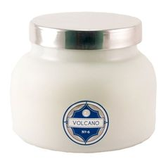 Capri Blue CB705VOL Volcano Jar Candle, 20 Oz, White - MORE INFO @ http://www.laminatepanel.com/store/capri-blue-cb705vol-volcano-jar-candle-20-oz-white/?a=1231