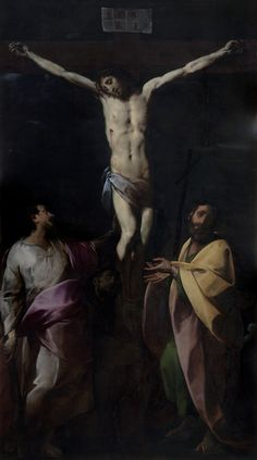 Giovanni Battista Crespi (Il Cerano), The Crucifixion, c. 1625
