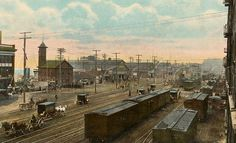 astoria, seaside railroad - Google Search