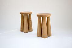 Ben and Aja Blanc, Pillar side table
