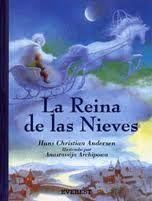 La reina de las nieves Hans Christian Andersen