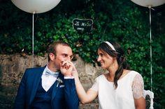 Mariage de Camille et Maxime Costume sur mesure Samson
