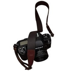 Camin Soft MattBlackBrown Wide Genuine Leather Camera Shoulder Neck Strap 2247 * Want additional info? Click on the image. (Note:Amazon affiliate link) #CameraGadgetsandAccessories