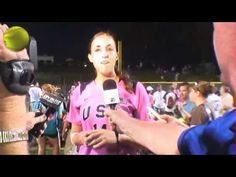 Monica Abbott Interview - Fastpitch Softball TV Show Episode 122. While I was at the World Cup of Softball I had the opportunity to talk with former Olympian Monica Abbott.    Visit the Fastpitch TV Show's website at http://Fastpitch.TV
