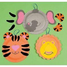 68 Best Circus Animal Crafts Images Animal Crafts