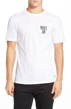 706329f6b87f0 Nike  SB Janoski  Trim Fit Graphic T-Shirt Nike Sb Janoski