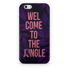 Case Welcome to the jungle de @janainamonteiro | Colab55