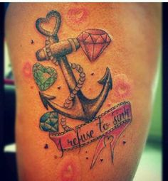 I refuse to sink..