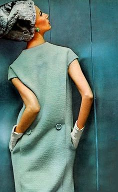 1965 dress by Donald Brooks