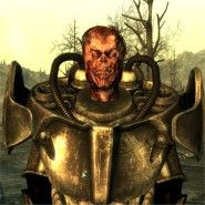 Zombie in power armour/companion?