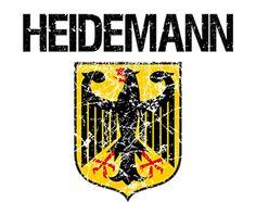 Heidemann Surname