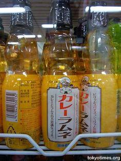 Curry Lemonade ~ Japan