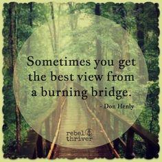 ...sometimes...
