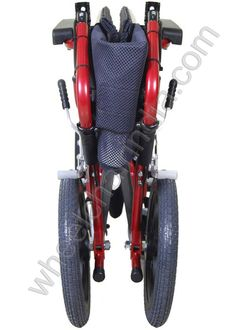 Portable wheelchair are a convenient way for a wheelchair user to access any area. They can help getting over steps or thresholds, or enter a number of different models of vans, minivans, and SUVs, without having to modify them for wheelchair access. Travel wheelchairs fold up and are potable for frequent trips to the doctor or travel. Portable chairs are extra lightweight and compact, making them ideal for use in a small car or airplane. Like the transport wheelchair,