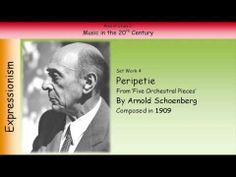 ▶ 4. Peripetie - Schoenberg (GCSE Music Edexcel) - YouTube