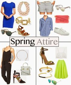 Perfect Spring Looks