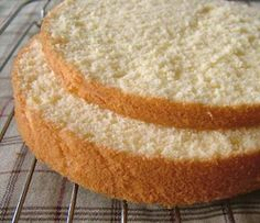 An Easy to Bake Sponge Cake