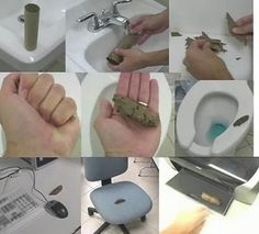 Dump A Day April Fools Day Prank Ideas - 30 Pics | See more about april fools, april fools day and pranks.