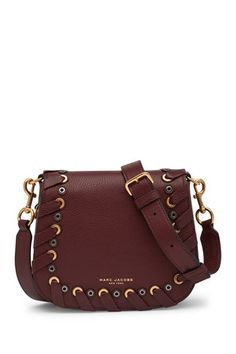 Grommet Small Nomad Leather Shoulder Bag by Marc Jacobs on  nordstrom rack  Leather Shoulder Bag ffb1bfa2183f7