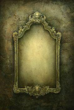 The Mirror by Yaroslav Gerzhedovich