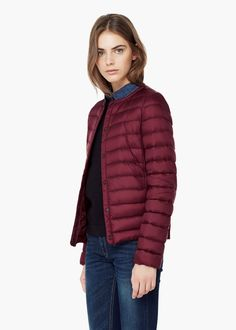 Discover the latest trends in Mango fashion, footwear and accessories. Shop the best outfits for this season at our online store. Winter Jackets Women, Winter Outfits Women, Coats For Women, Feather Coat, Bow Shirts, Cool Outfits, Fashion Outfits, Mango Fashion, Teen Fashion
